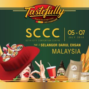 15. [05 - 07 July] TASTEFULLY FOOD AND BEVERAGE EXPO, SCCC